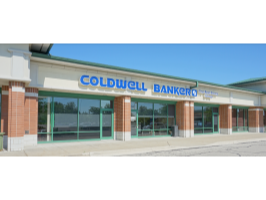 Coldwell Banker Commercial Real Estate Group logo