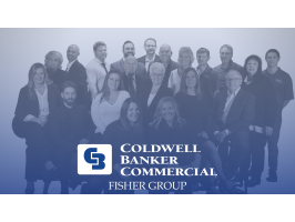 Coldwell Banker Commercial Fisher Group logo