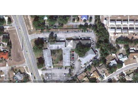 Close Aerial of Robinson Complex