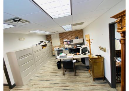 Executive Assistant's office 2