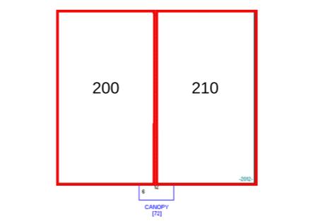 Floor Plan 200-210