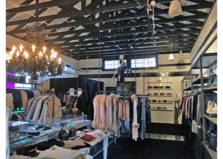 6505 Washington St Retail Interior 2