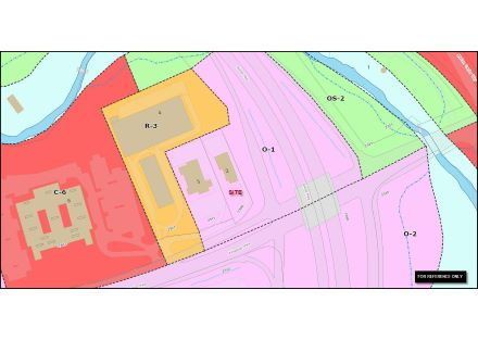 2505 Kingston Pike Zoning Map