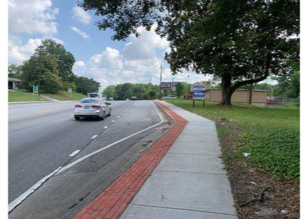 De-Acceleration Lane