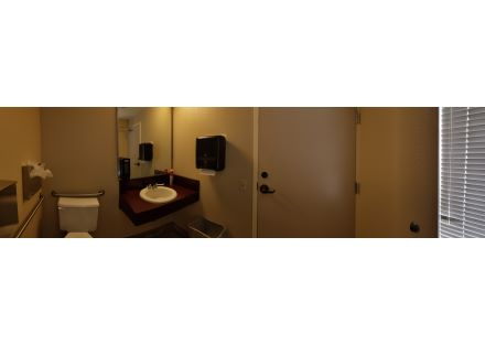 388 State St - Inside Bathroom Panorama