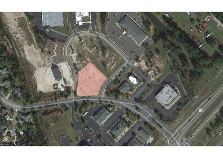 Parcel Aerial-site plan