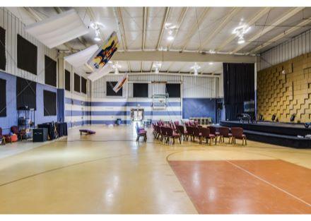 Oasis 11 - Gymnasium (Interior #2)