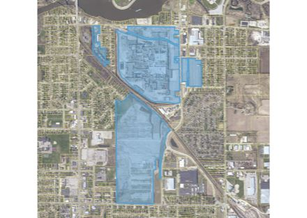 Janesville Industrial Redevelopment Land for Sale