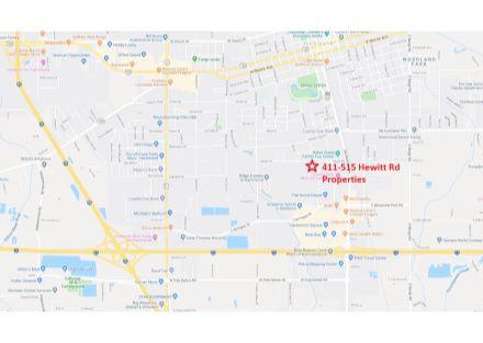 Hewitt Rd Location (Overview)