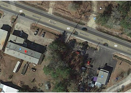 Gause Blvd W - #1003 Google Earth