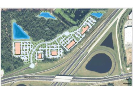 DELAND CENTER PARK CONCEPTUAL SITE PLAN