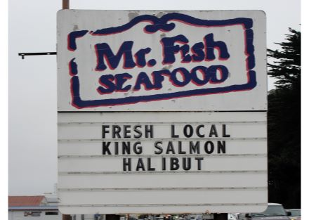 Mr. Fish Seafood