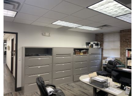 Executive Assistant's office