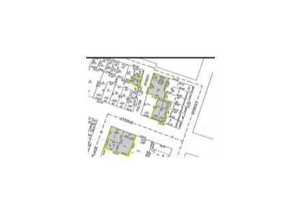 119-121 Madison Ave - plot map
