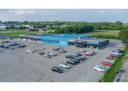 Freeport Retail for Lease