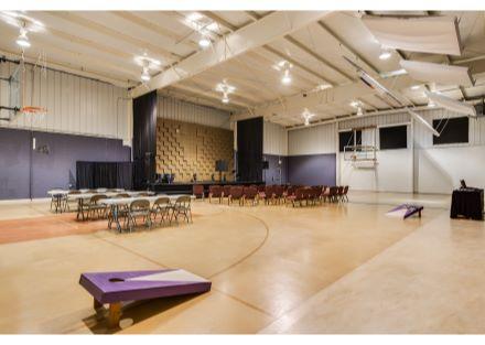 Oasis 10 - Gymnasium (Interior #1)