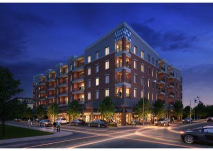 Star City Development -color rendering