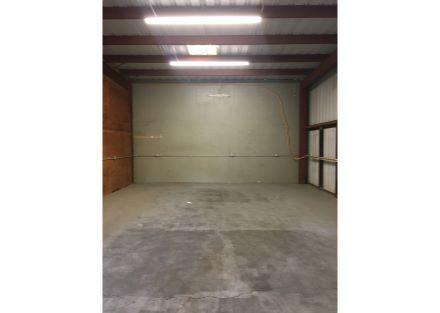 3. Warehouse looking back empty