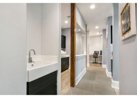 102 Fountainbleau Sample Interior Build
