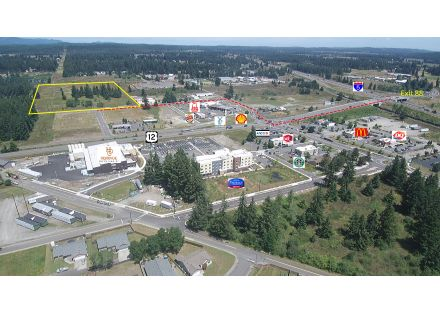 Grand Mound Logistics & Manufacturing Center