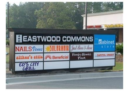 420 Eastwood Rd Sign