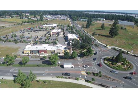 Aerial - Britton Plaza
