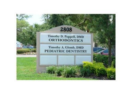 2808 Enterprise Rd Sign