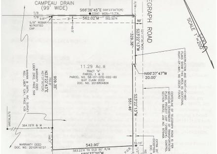 11 acre survey