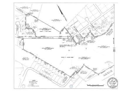 Site Plan AEP property
