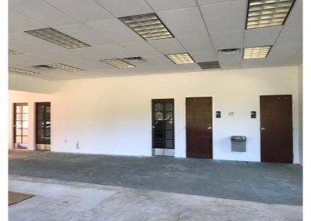 Back building offices