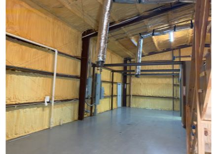 Building 1 interior