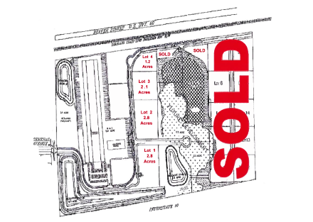 General Ave Site Plan