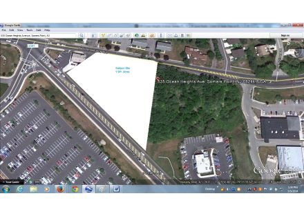 535 Large Aerial View Site