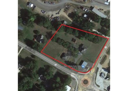 Aerial - 2.49-acre property