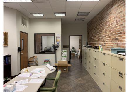 1st floor office
