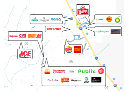 0 RB Retail Map