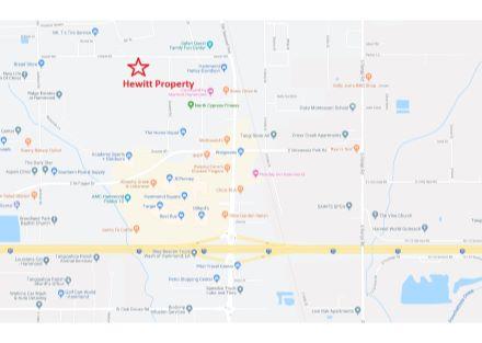 Hewitt Rd Location
