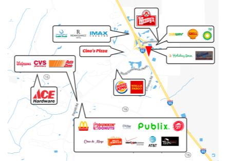 1 CPW Retail Map