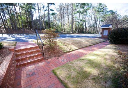 ADA accessible entrance