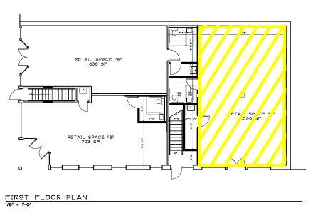 Suite C Floor Plan