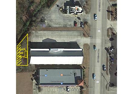Truck pad Parking for SW Railroad - Hammond-LA