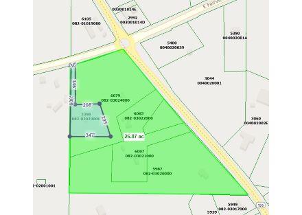 2398 Fairview Rd. Tax Plat Map  jpeg Capture
