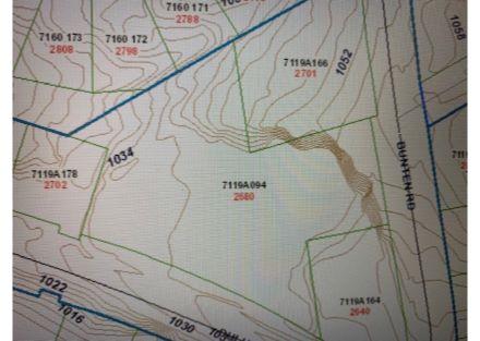 GIS Topo Map
