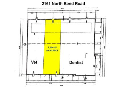 2161 North Bend Rd - Site Plan