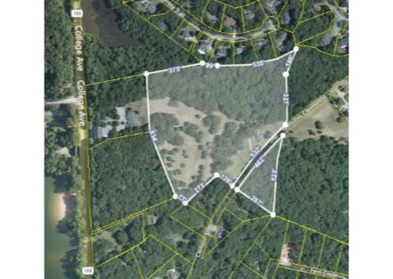 Tax Map_15.8 Acres