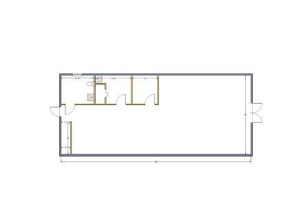 Unit 112 Floor Plan