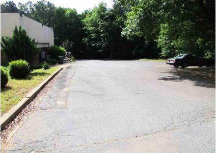 Side Entrance Parking