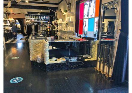 6505 Washington St Retail Interior