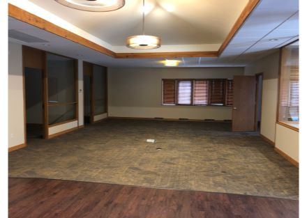 Janesville Downtown Office for Lease