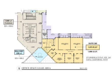 855 Bordeaux Way Floorplan